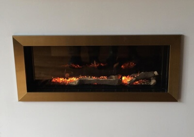 Sirroco Vola 860 High Efficiency Inset Gas Fire - Wollaston, Stourbridge