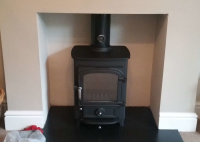 Clearview Pioneer 400 Woodburning & Multifuel Stove - Cannock, Staffordshire.