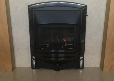 Valor decorative fuel effect gas fire - staffordshire