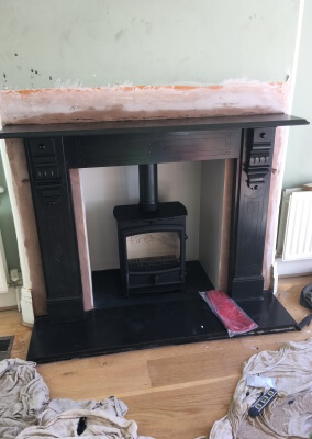 Charlton & Jenrick Fireline FX5W Multifuel Stove With A 316 Grade Liner - Stourbridge, West Midlands