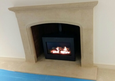 Gazco Riva High Efficency Gas Fire With A Stainless Steel Liner - Stourbridge, West Midlands